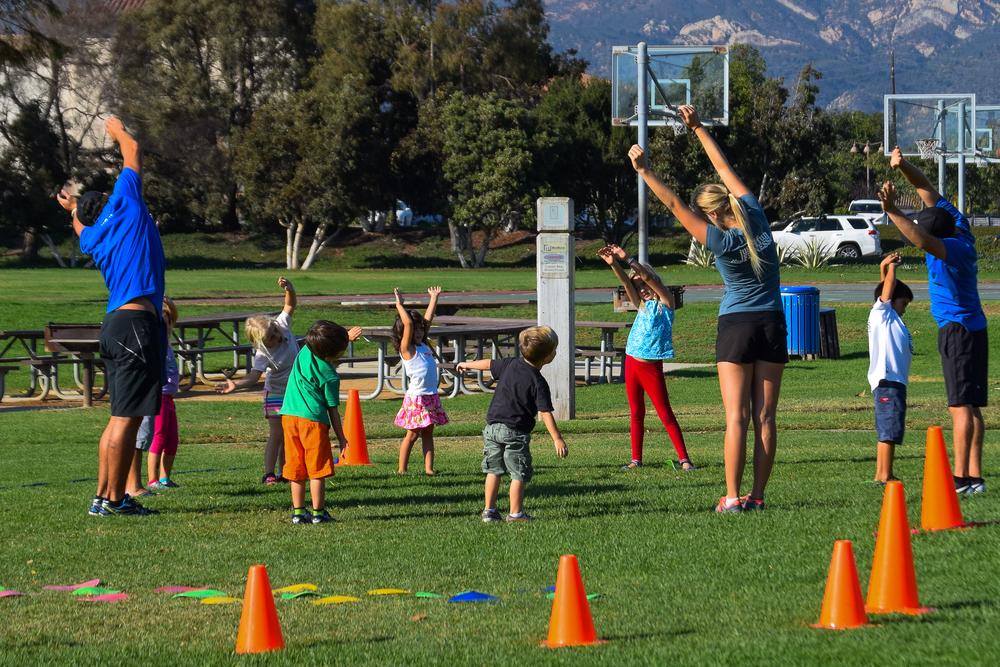 Children's Fitness Classes