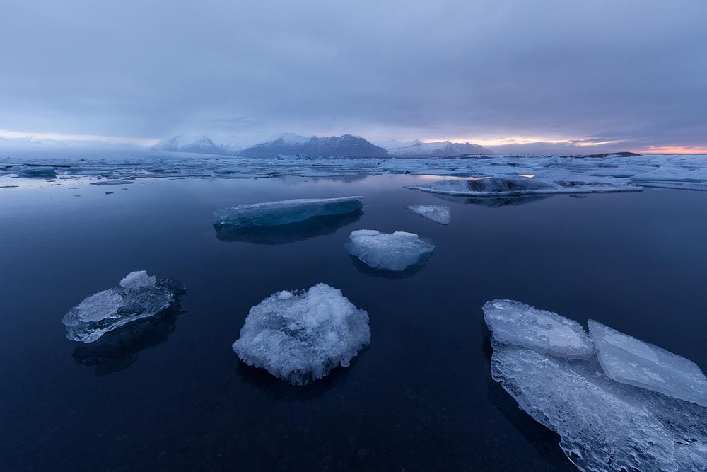 Glacial Lagoon II