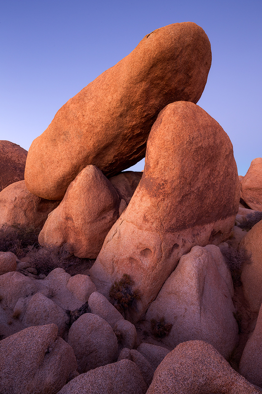 Resting Rocks, Joshua Tree National Park