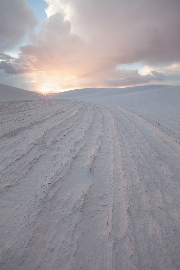 White Sands National Monument, New Mexico. (c) Sarah Marino