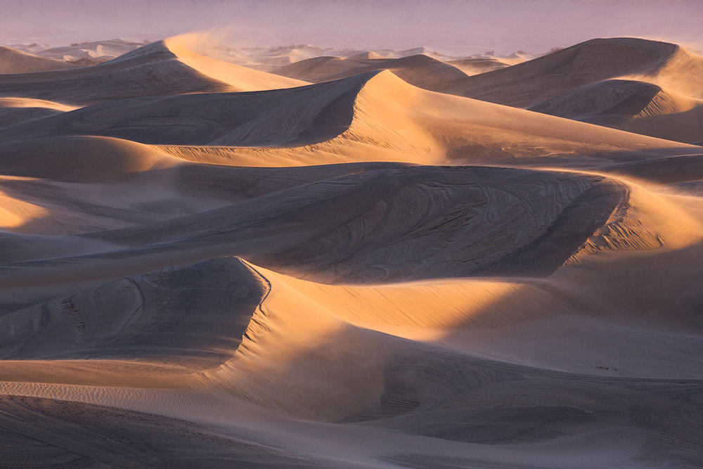 Wind Rain Sand