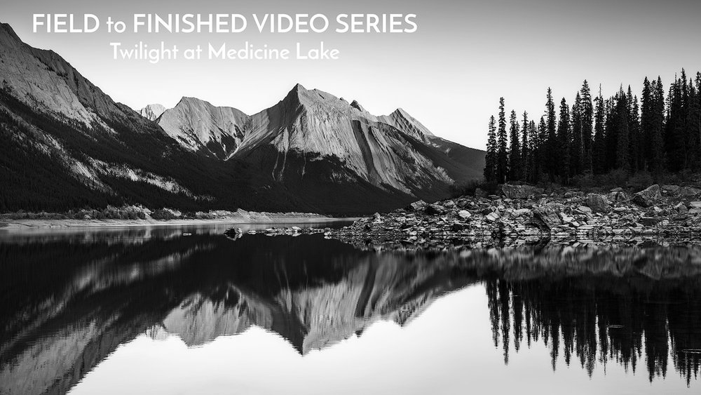 Black And White Photography Video Tutorial