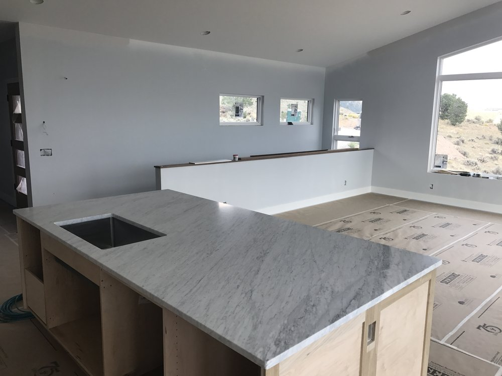 Sep 6 - Marble Countertops