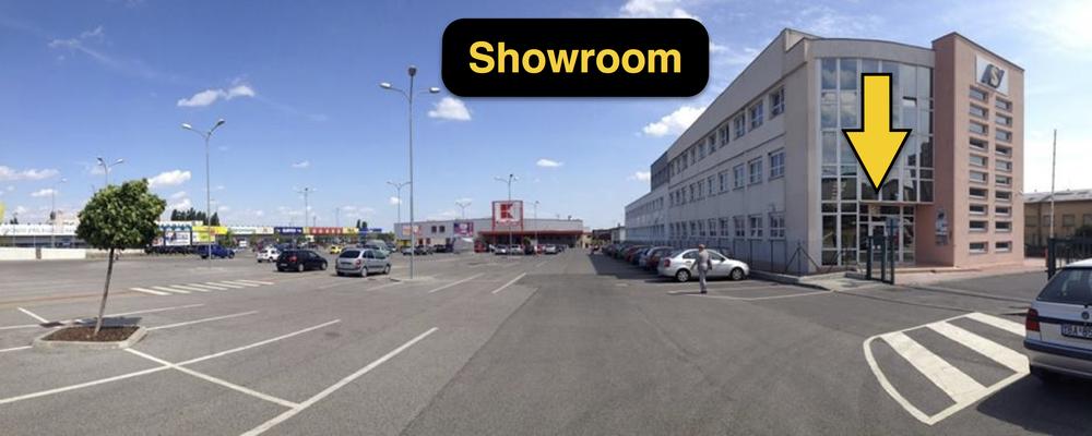 Púchovská 8, BA - OC Rača - Pri Kauflande |Naštívte náš showroom a vyskúšajte produkty naživo!