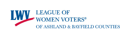 League of Women Voters of Ashland and Bayfield Counties