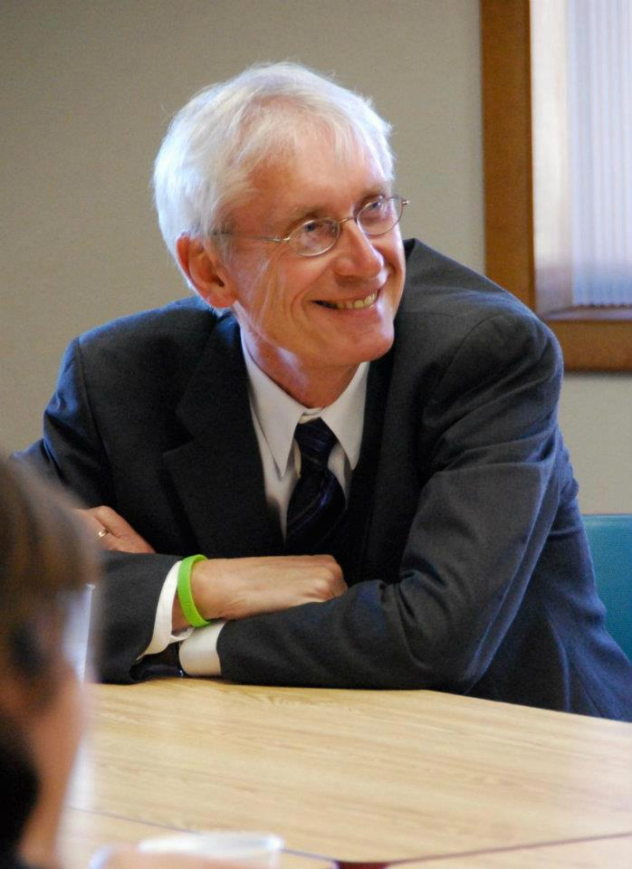 State Superintendent of Public Instruction Tony Evers