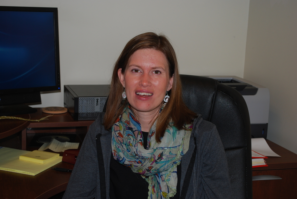 GLIFWC Lawyer Philomena Kebec