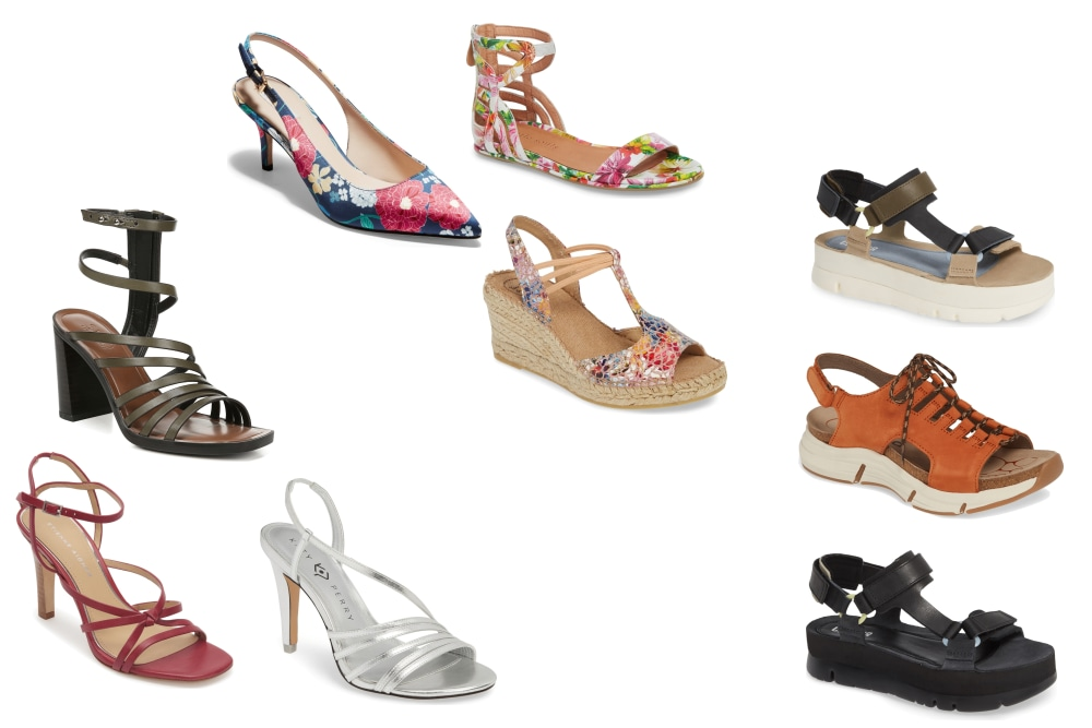 Click on the image to shop these styles.
