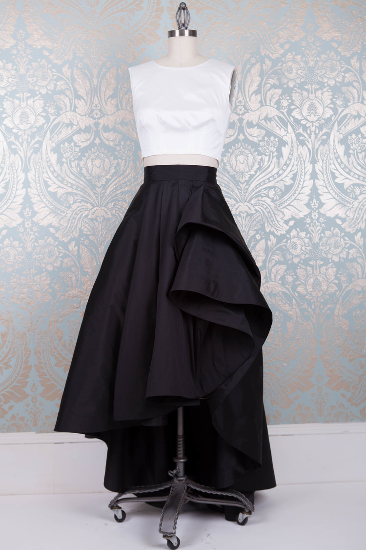 Alice\' Skirt - BLACK — Altana Danzhalova