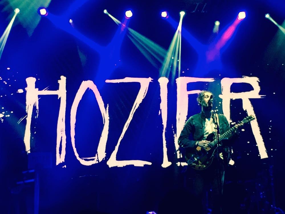 Hozier at Jazz Aspen Snowmass, photo by Jennifer Newman Sharpe