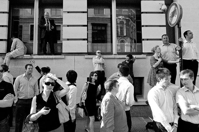 #london #crowd #streetphotography