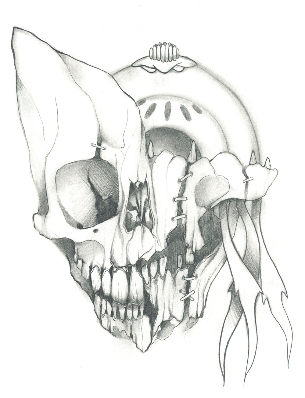 Sketch Study 1