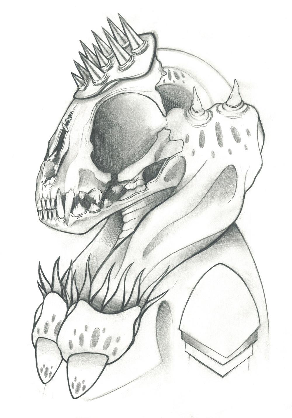 Sketch Study 10