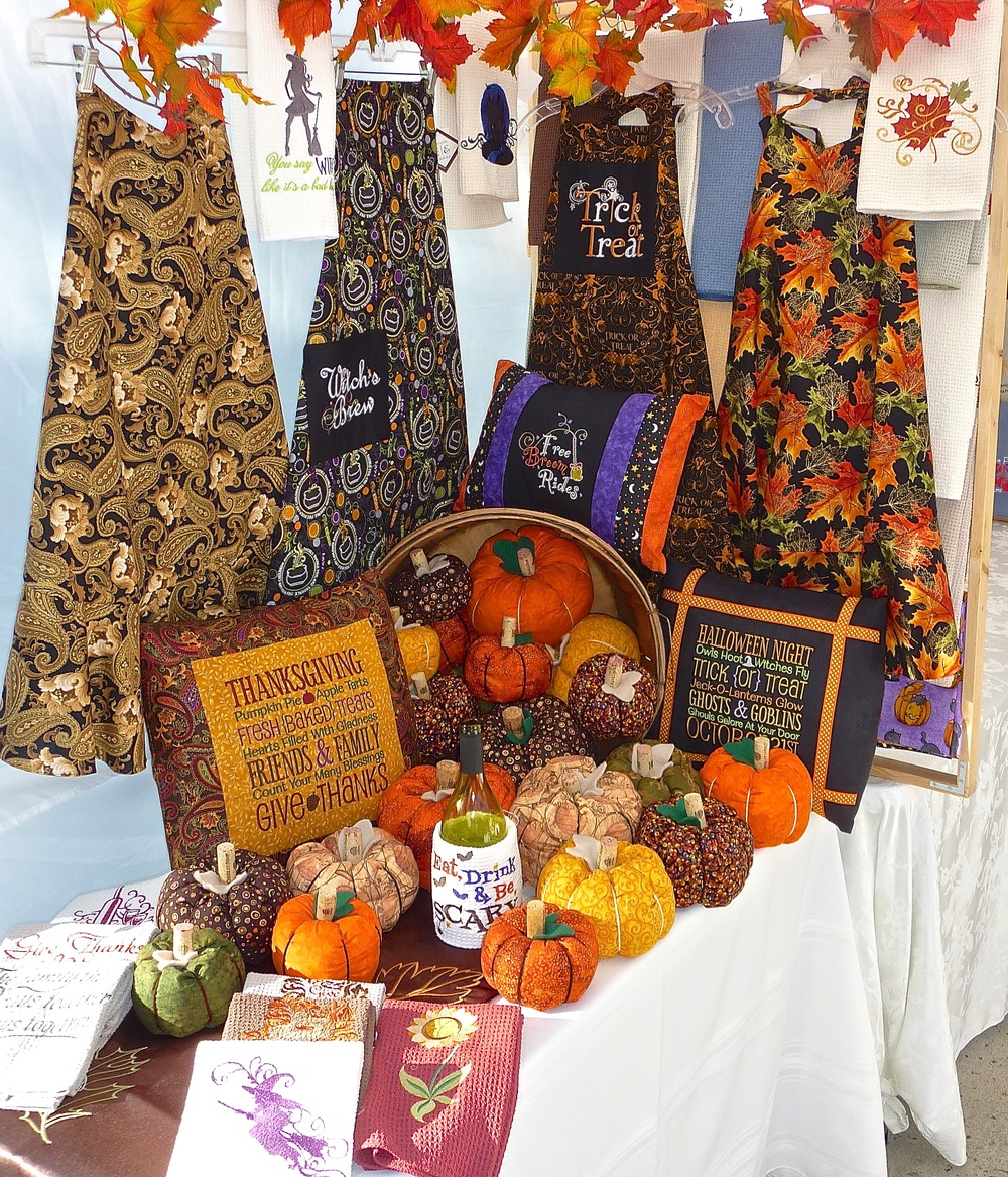 Home Decor & Aprons