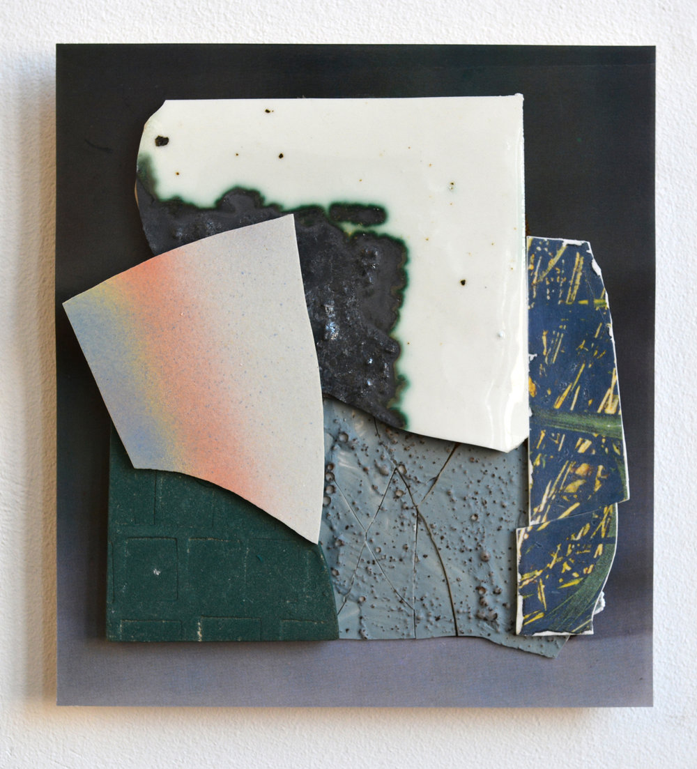 N.t., 2015, ceramic on print, 21 x 19 cm..jpg