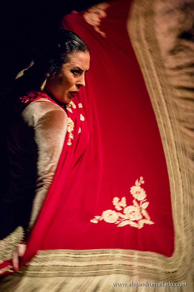 Sonia Olla at Chicago Flamenco Festival 2016 at Instituto Cervantes Chicago