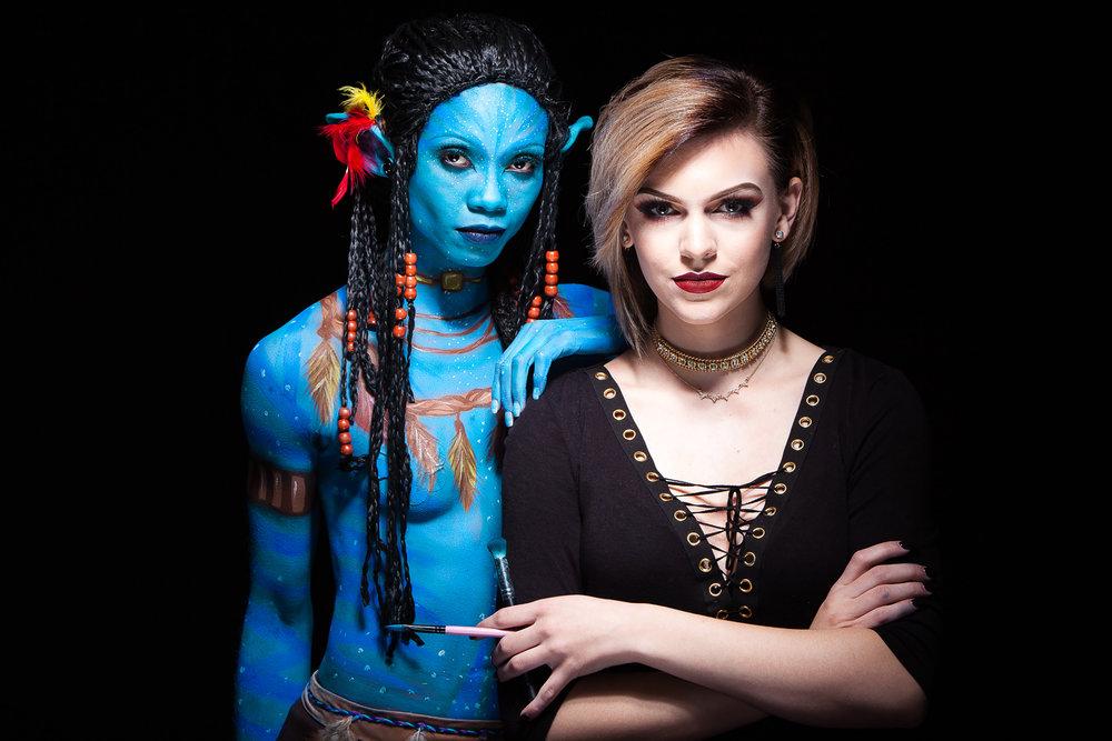 Model: Joyce with Rachel - Photo:Made by Glyde