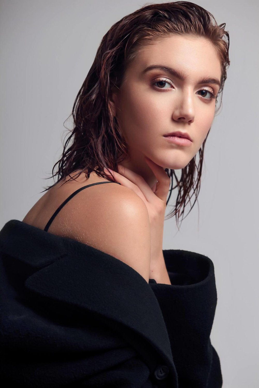 Model: Kat - Photo: Al Bracke