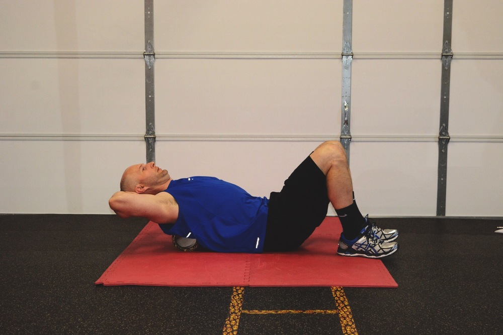 Foam Roll: Thoracic Spine