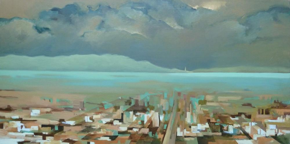 Lenka Konopasek at Modern West Fine Art, Salt Lake City, UT