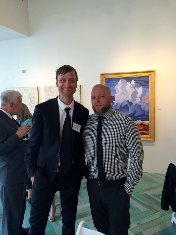 Bryce Merril & Adam Batemen