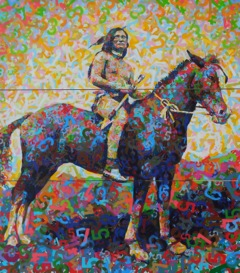 In conjunction with The Utah Museum of Natural History, Modern West Fine Art presents new artwork featuring THE HORSE.  Join us for  an exhibition of new artworks featuring the horse, from Phil Epp, Michael Swearngin, Ben Steele, Billy Schenck and Kevin Red Star.