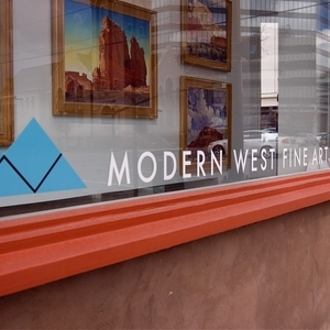 Modern West Fine Art Gallery Open Review