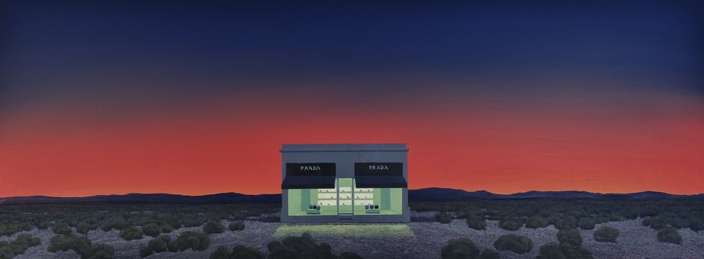 Marfa Prada by Phil Epp