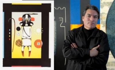 Art in Embassies Dan Namingha Modern West Fine Art