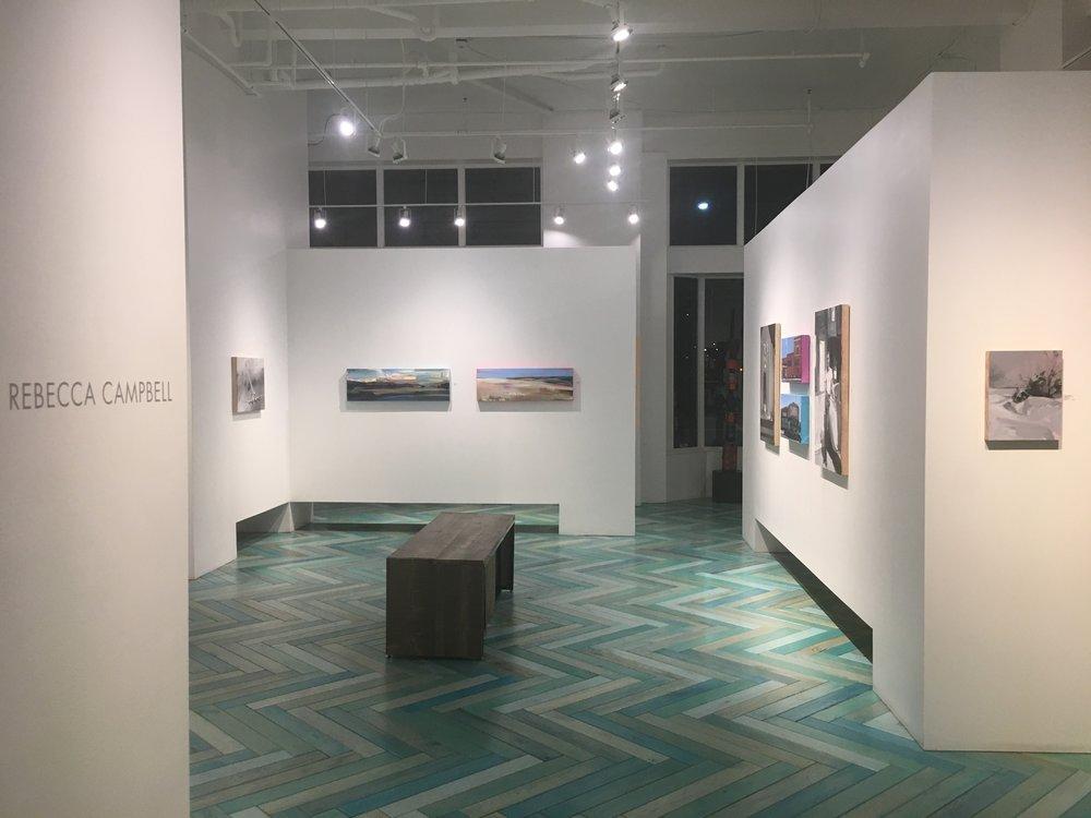 Rebecca campbell artist opening modern west fine art