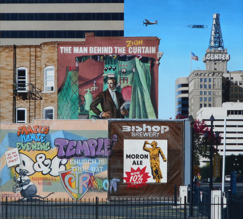 Opening Art behind the zion curtain modern west new works ben steele