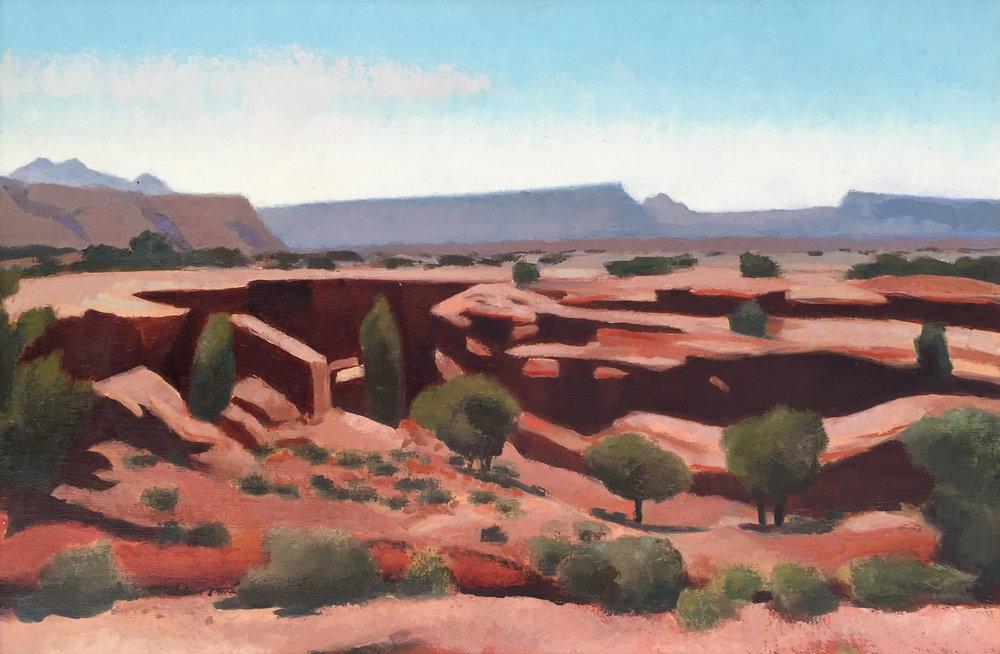 04_Gary+Ernest+Smith_Desert+Wash_oil+on+canvas_20+x+30.jpg