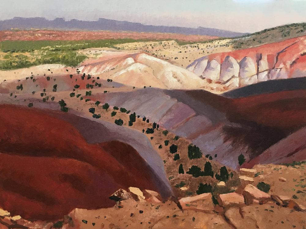 10_Gary+Ernest+Smith_Painted+Desert_oil+on+canvas_36x48.jpg