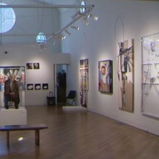 best art gallery salt lake city jann haworth modern west fine art Artist Behind Beatles Album Cover Opening Exhibit in Denver