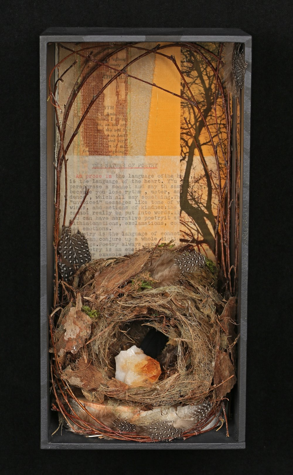34_Jody Plant_The Nature of Poetry_mixed media_12 x 6 x 6 in..JPG
