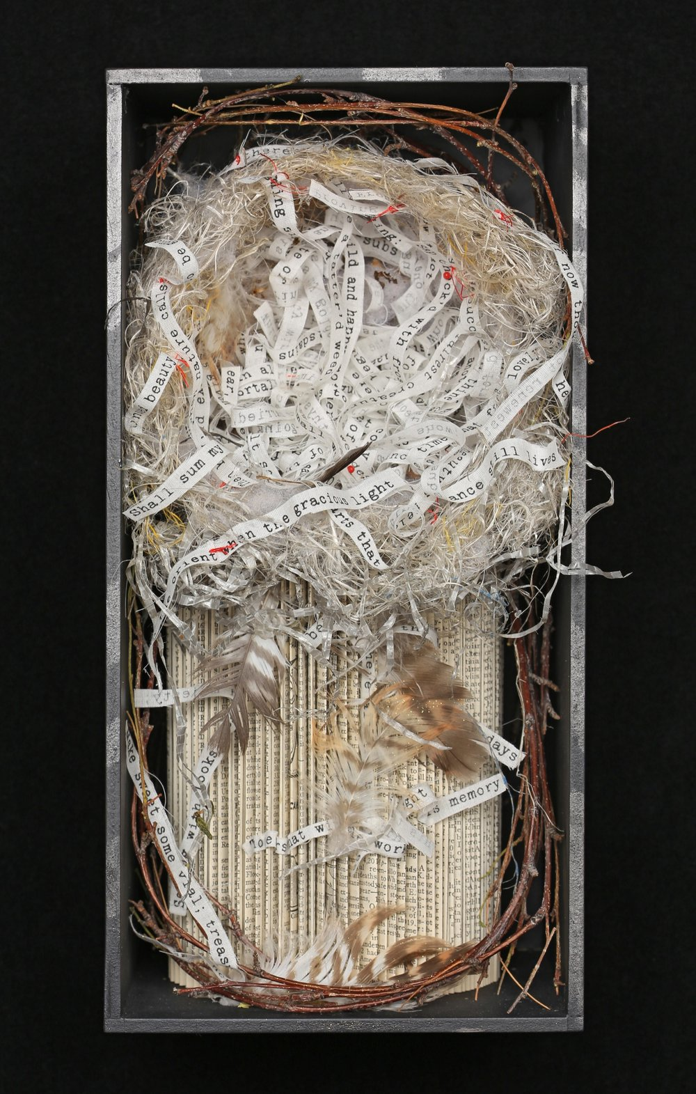 32_Jody Plant_Last Year's Song_mixed media sculpture_12 x 6 x 6 in..JPG