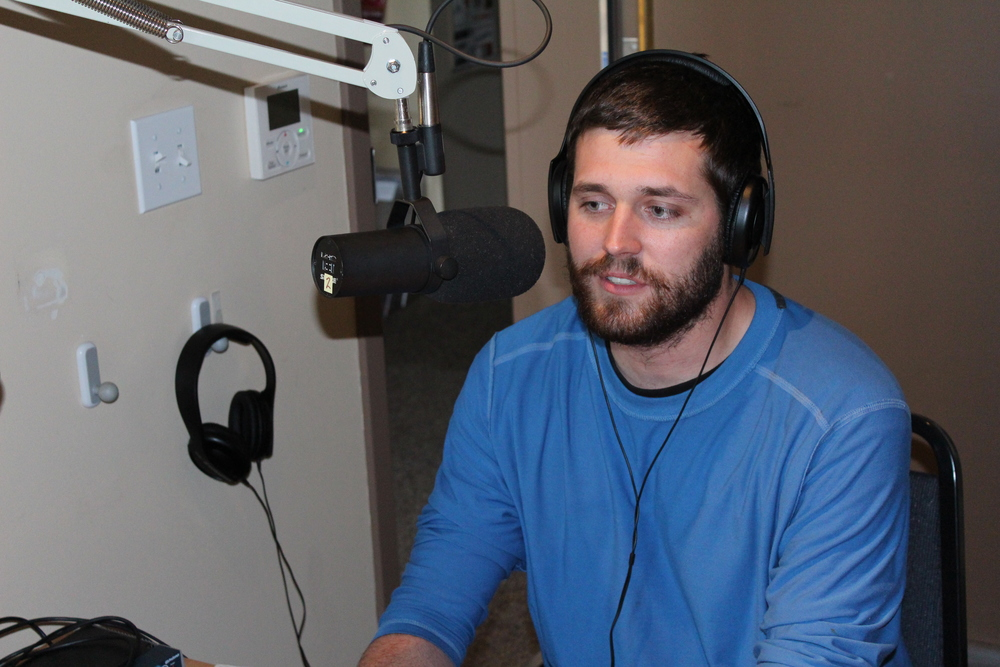 Lucas Dix of Jellyfish Brigade on WTTN. Check out the episode below and peep the playlist.