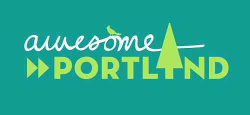 Awesome Portland Logo