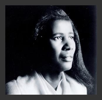 Alice Coltrane ( http://www.alicecoltrane.org/ )