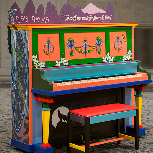 Blog Piano Push Play