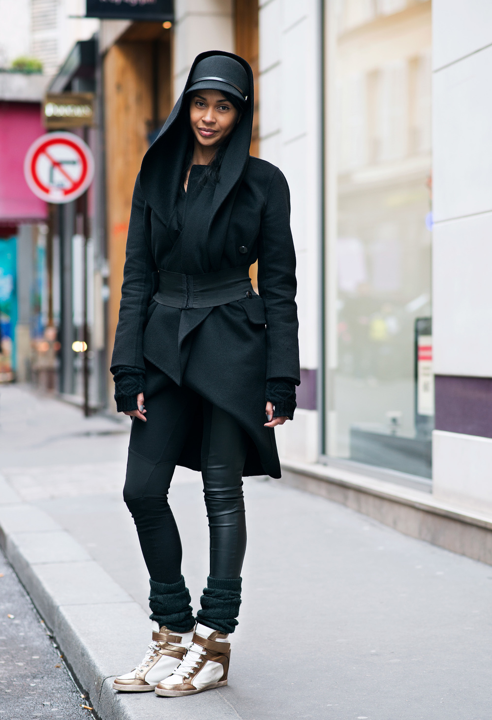 Black Winter The Locals Street Style From Copenhagen