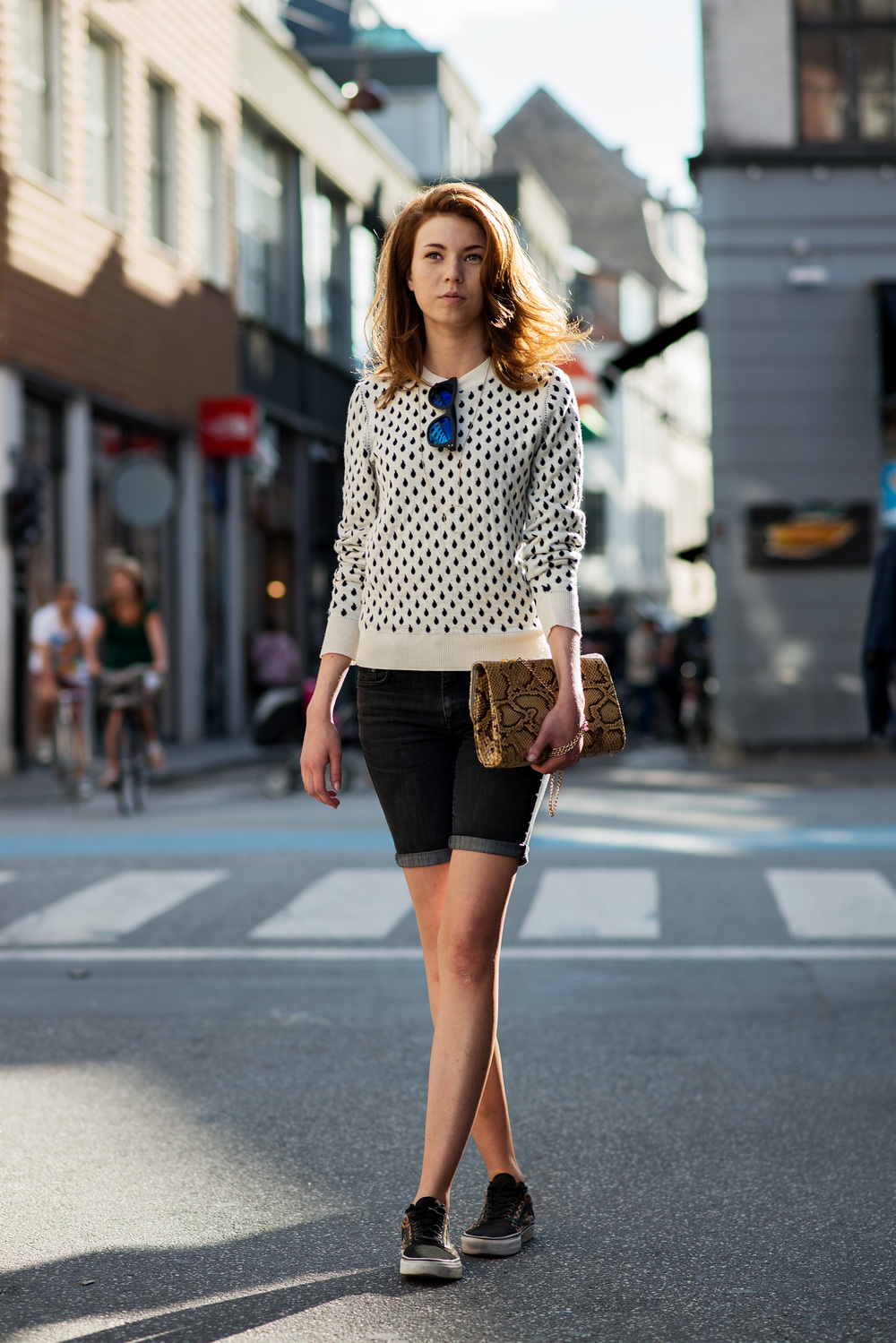 In The Spotlight The Locals Street Style From