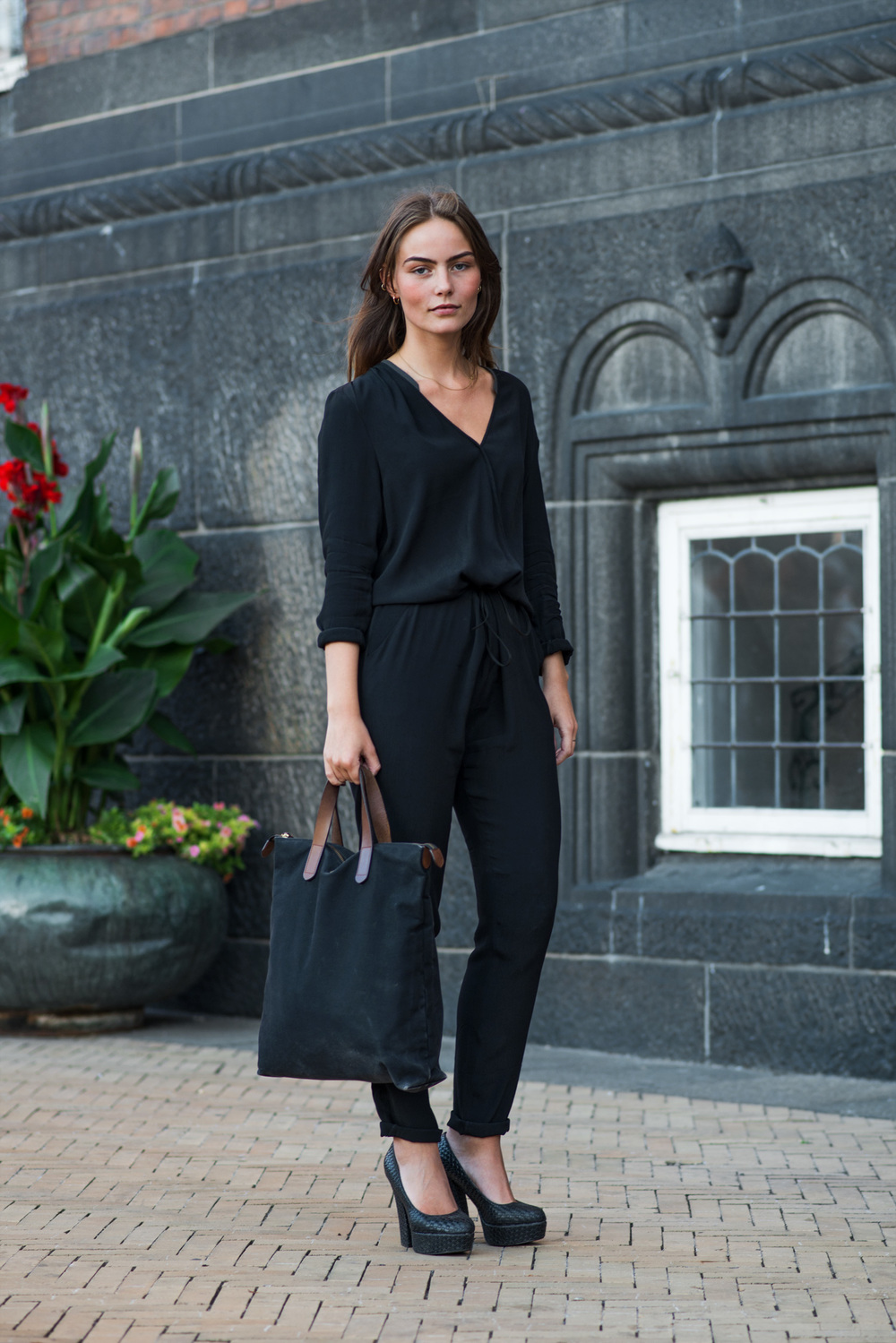 Brow Beat The Locals Street Style From Copenhagen And