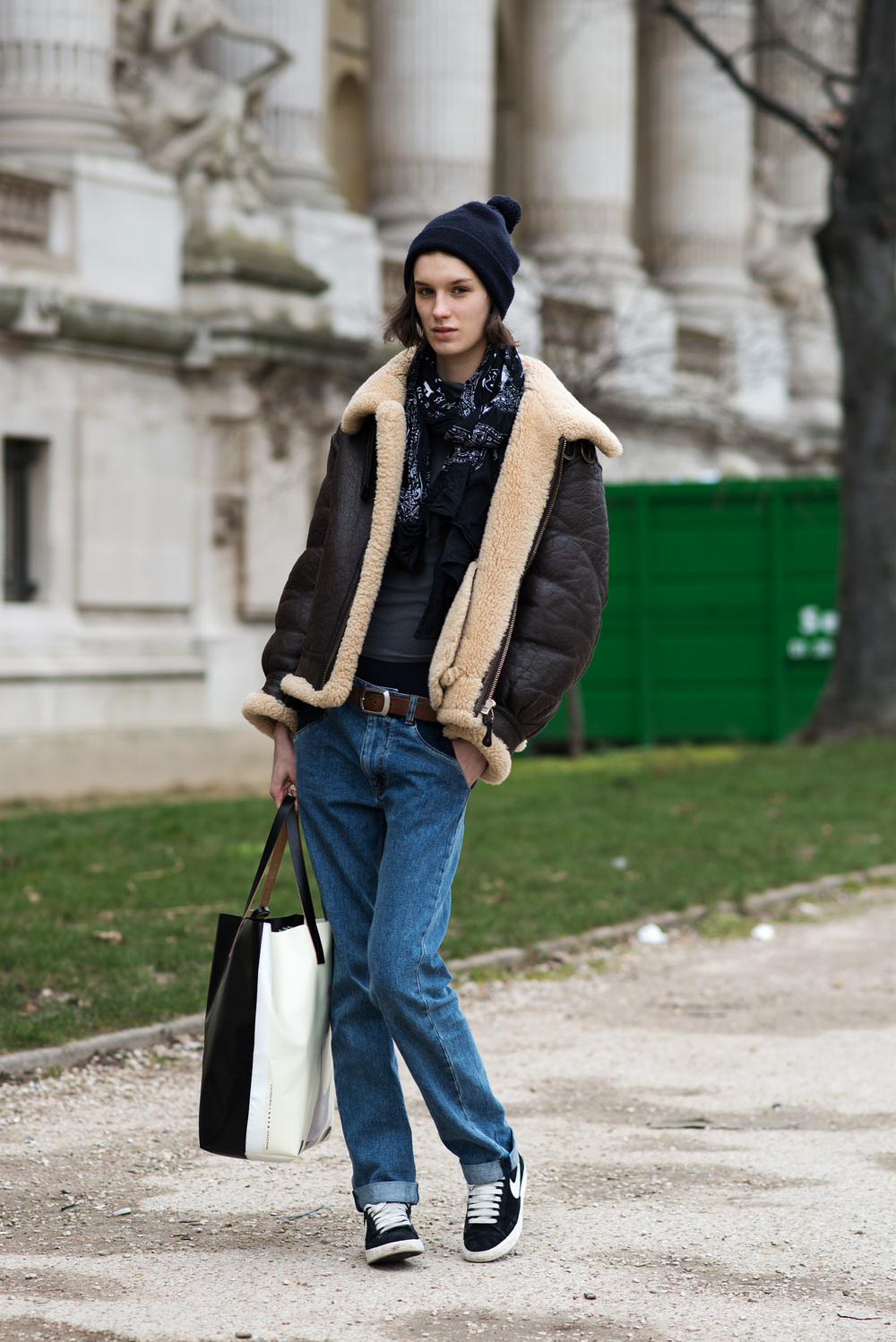 Tomboy The Locals Street Style From Copenhagen And