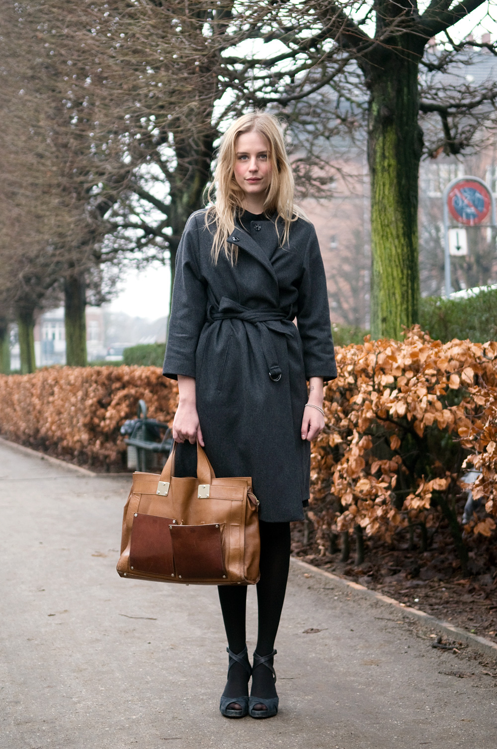 Winter Beauty The Locals Street Style From Copenhagen And Elsewhere