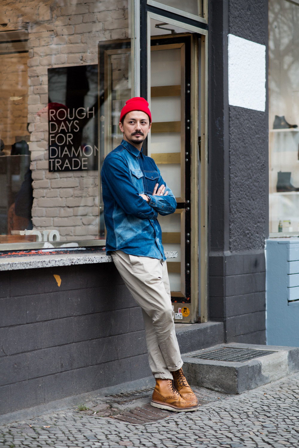 rough days � the locals � street style from copenhagen and