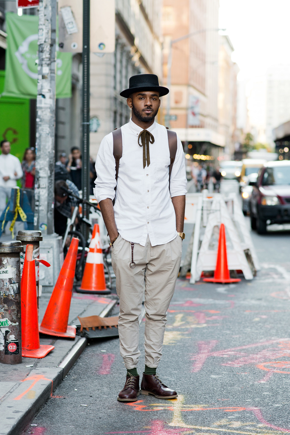 dcb672ad Leave your hat on — The Locals – Street Style from Copenhagen and elsewhere