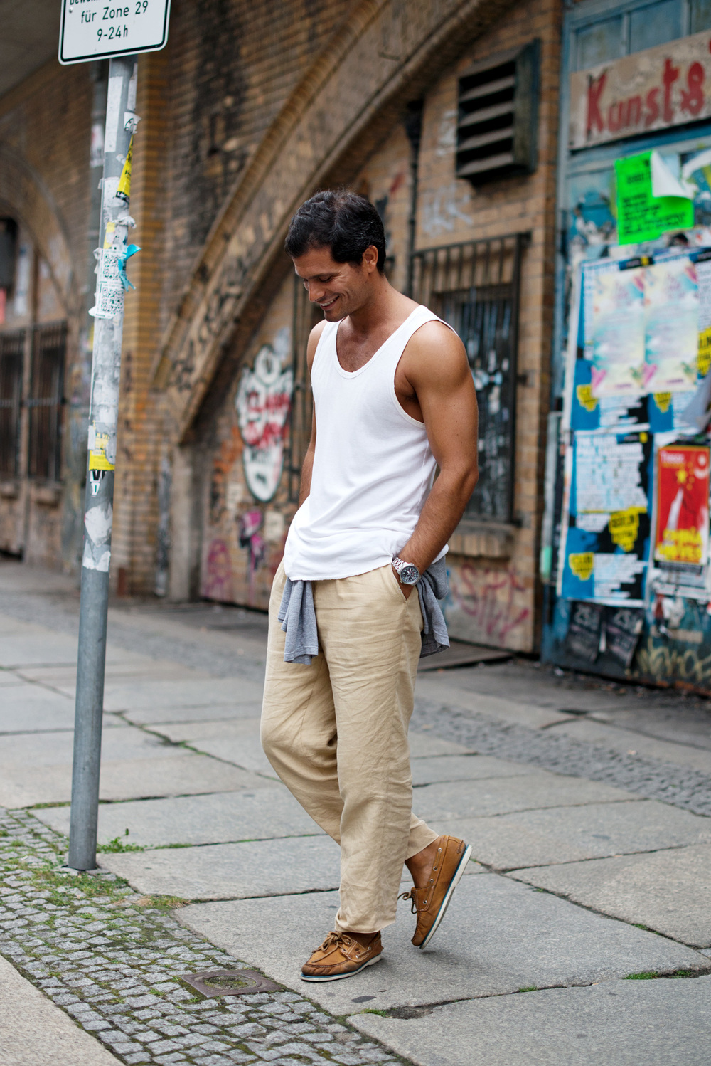 Casual Friday In Berlin The Locals Street Style From