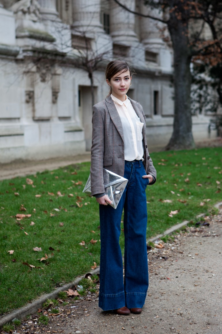 Paris Chic The Locals Street Style From Copenhagen And