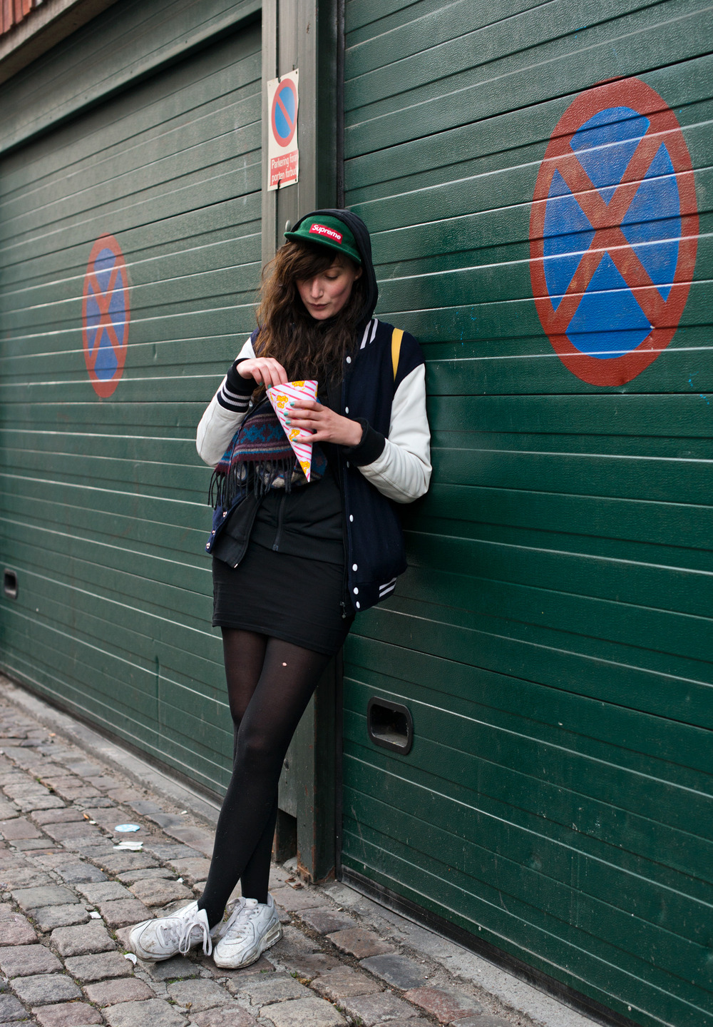 Supreme The Locals Street Style From Copenhagen And